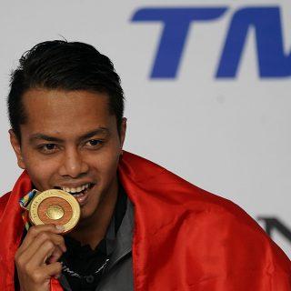 Siman Sudartawa: Nyaris Tenggelam Saat Awal Mengenal Dunia Renang, Kini Menjadi Atlet Renang Terbaik Indonesia