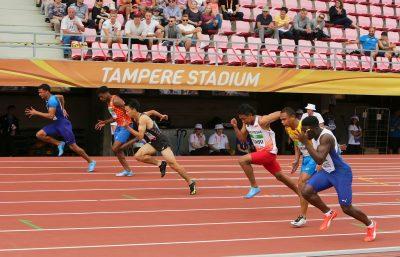 9 Langkah Untuk Menjadi Lebih Cepat Dalam Lari Sprint