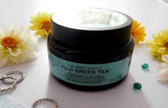 Review The Body Shop Fuji Green Tea Refreshingly Purifying Cleansing Hair Scrub: Pengganti Sampo Untuk Membersihkan Kulit Kepala Dan Rambut