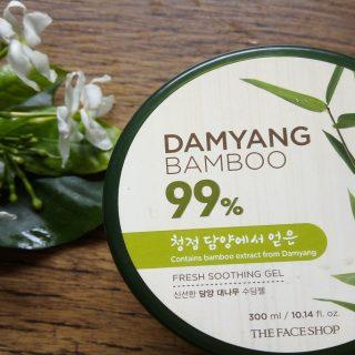Review The Face Shop Damyang Bamboo Fresh Soothing Gel: Gel Serbaguna Untuk Kecantikan Dari Ekstrak Bambu