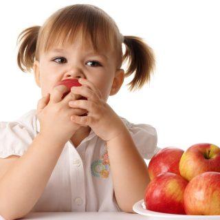 Vegetarian : Baguskah Untuk Anak Anda?