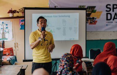 Mury Kuswari: Gizi Ibarat Bahan Bakar Dan Atlet Ibarat Mobil Balap