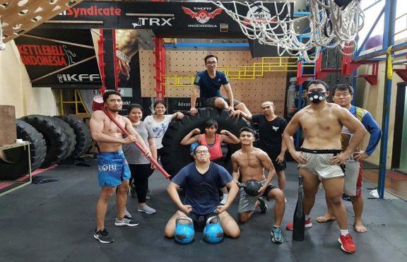 Rebel Gym: Gym Pertama Yang Mengusung Konsep Hardcore Training