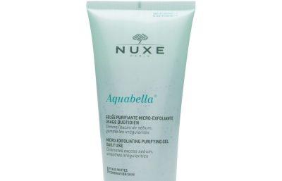 Review NUXE Aquabella Micro-Exfoliating Purifying Gel: Exfoliating Gel Yang Aman Digunakan Setiap Hari