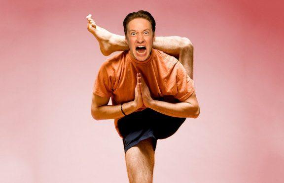 'Rage Yoga': Memungkinkan Anda Memaki Untuk Mencapai Kedamaian Batin