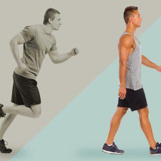 Berjalan vs Berlari: Mana yang Lebih Baik untuk Menurunkan Berat Badan?