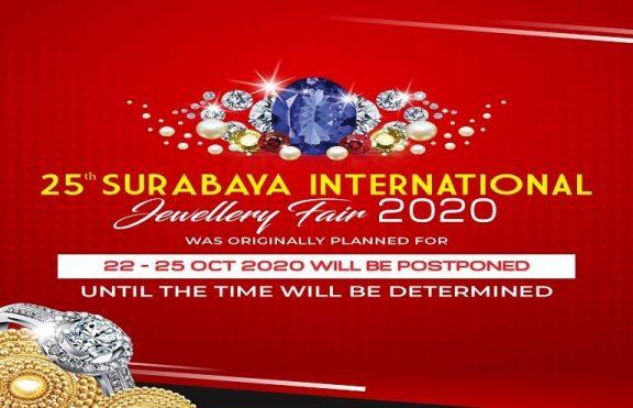 SURABAYA INTERNATIONAL JEWELLERY FAIR 2020