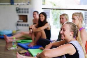 Yoga in Canggu Bali