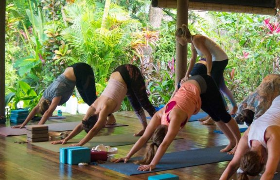 Yoga Teacher Training in Canggu Bali – 200 hour Internationally Certified Course