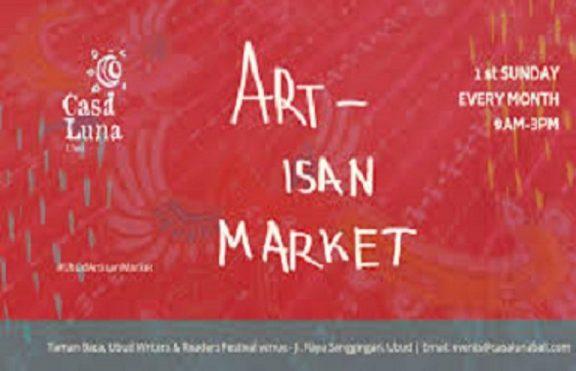Ubud Artisan Market