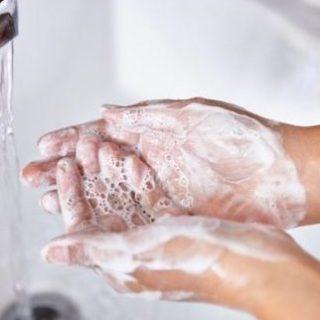 Cara mencuci tangan yang benar untuk mencegah Covid-19