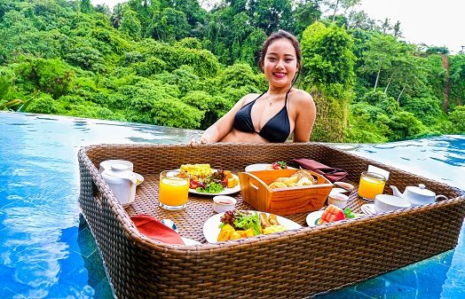 Tanadewa Resort and Spa in Ubud Bali – our staycation review!
