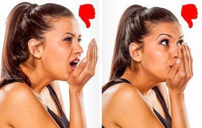 8 Cara Mengetahui Jika Kamu Memiliki Bau Mulut 99