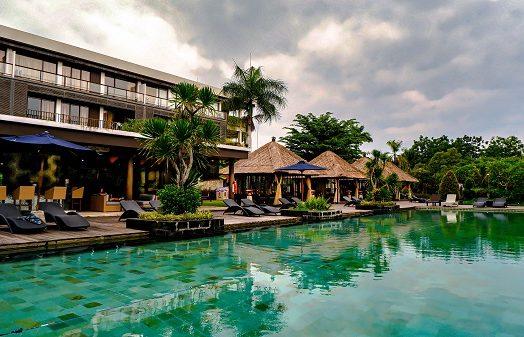 Le Grande Bali – a relaxing staycation in Uluwatu