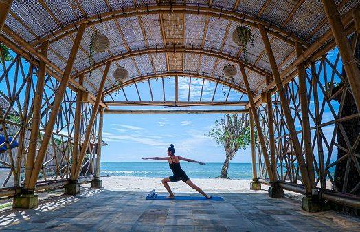Our Vacation at Jimbaran Puri, A Belmond Hotel, Bali