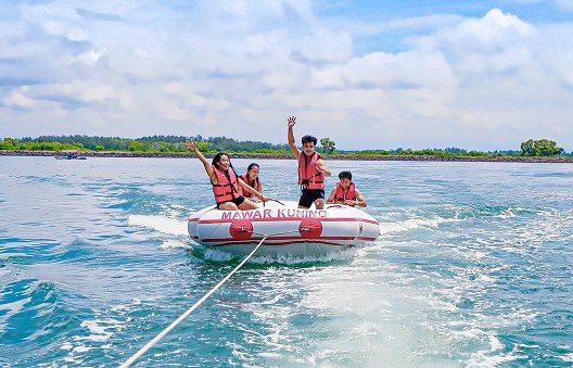Watersports Ter-Hits di Bali | Mawar Kuning Wisata