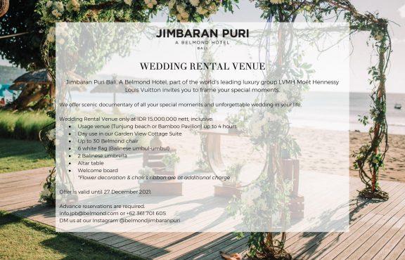 Wedding Rental Venue