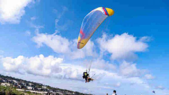 Timbis Paradgliding Bali