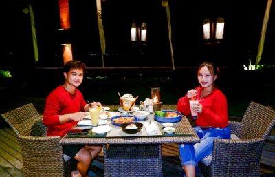 Breeze Restoran   Romantis Dinner